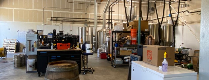 Ghostwood Beer Company is one of Redwood City Food Tour.