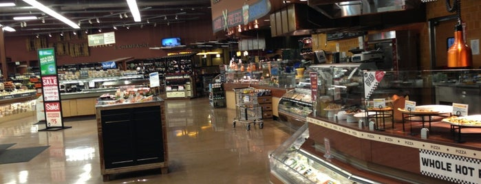 Whole Foods Market is one of Valley Restaurants.
