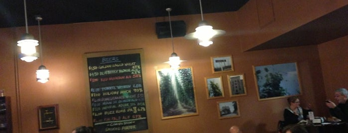 Desert Eagle Brewing Company is one of Phoenix-area craft breweries.