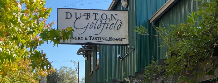 Dutton Goldfield Tasting Room is one of Sonoma.