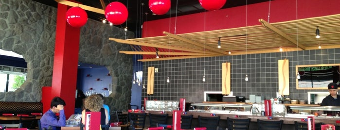RA Sushi Bar Restaurant is one of Valley Restaurants.
