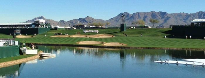TPC Scottsdale is one of Places to visit in Phoenix/Scottsdale.