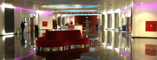 Grand Cinemas جراند سينما is one of Favorite affordable date spots.