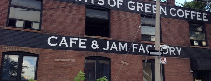 Merchants of Green Coffee is one of Niagara Falls.