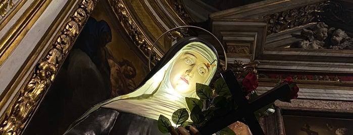 Basilica di Sant'Agostino is one of 🏛Рим.