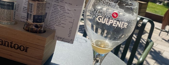 Restaurant Bar Kantoor is one of Amsterdam.