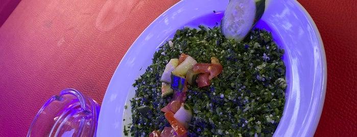 Al Qaswaa is one of Exotic Eats in Munich.