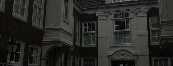 Van Brants Rushof is one of Amsterdam.