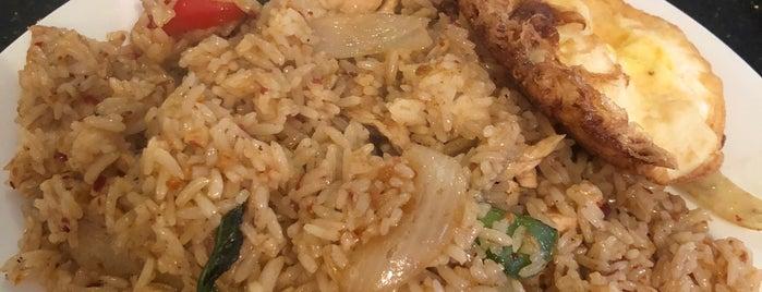 Thai Jasmine Restaurant is one of New York.