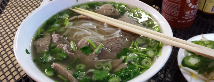 Pho is for Lovers is one of Pho Pho Pho.