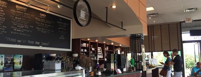 Colin's Coffee is one of Locais curtidos por Anna.