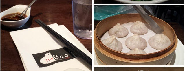 The Bao is one of Favorite NYC restaurants.