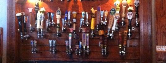 Keg and Barrel is one of 54 Bars Where It's Raining Men.