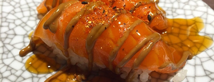 Sushi Bou is one of Biulet.