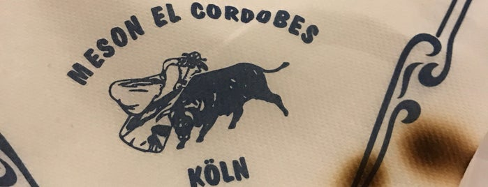 Meson El Cordobes is one of Köln afterwork.