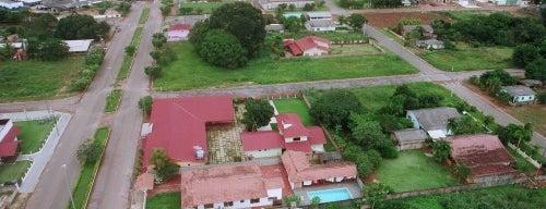 Porto dos Gaúchos is one of Mato Grosso.