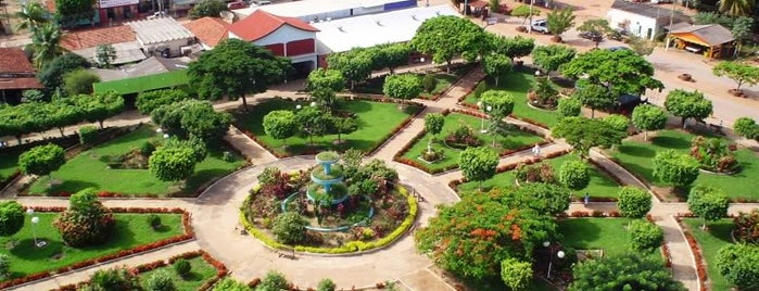 Paranatinga is one of Mato Grosso.