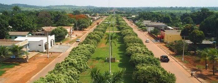 Nova Guarita is one of Mato Grosso.