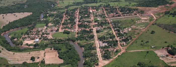 Araguainha is one of Mato Grosso.