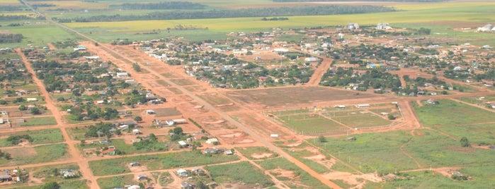 Itanhangá is one of Mato Grosso.