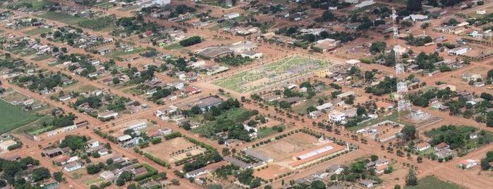 Ipiranga do Norte is one of Mato Grosso.