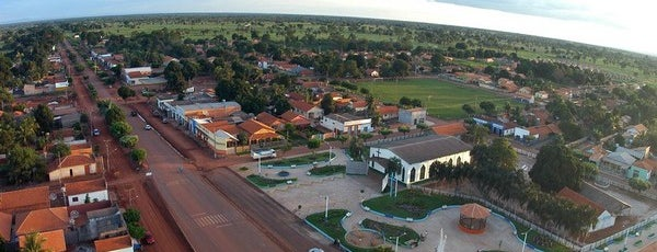 Curvelândia is one of Mato Grosso.