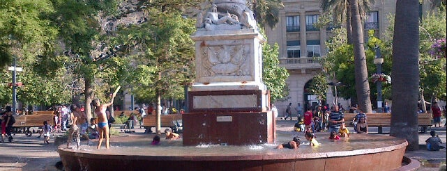 Plaza de Armas is one of Chile.