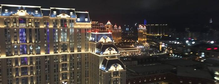 The Parisian Macao is one of Lugares favoritos de Hyun Ku.