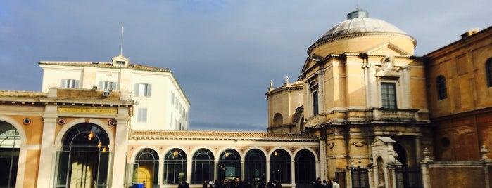 Museos Vaticanos is one of Lugares favoritos de Hyun Ku.