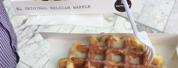waffle co is one of Orte, die Paco gefallen.