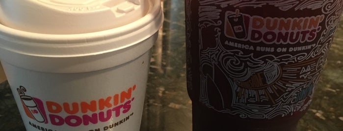 Dunkin Donuts is one of Cece's Places-2.