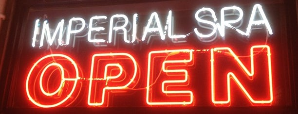 Imperial Spa is one of Bay Area.