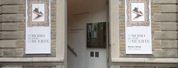 MODO Museo del Objeto del Objeto is one of Galerías y Museos @ DF.