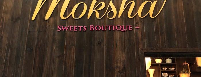 Mokshá Café is one of Restaurantes ricos.