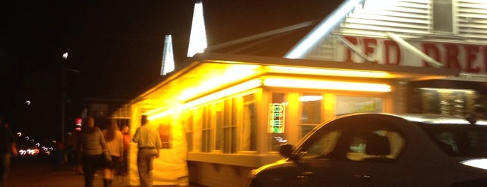 Ted Drewes Frozen Custard is one of X-Country.