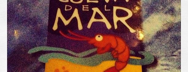 La Cueva Del Mar is one of PR.