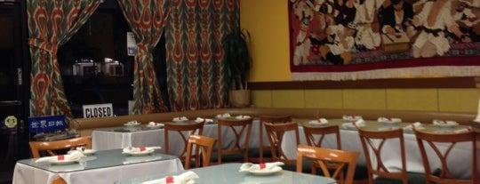 Silk Road Garden is one of Chris' LA To-Dine List.