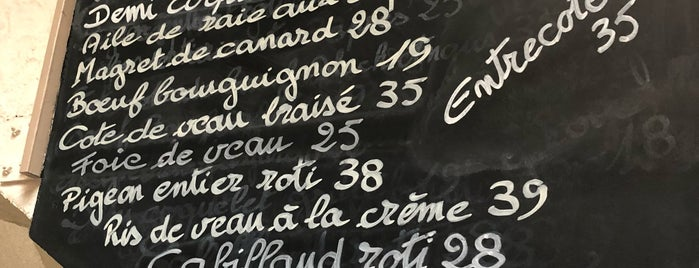 Ma Cuisine is one of Lyon.