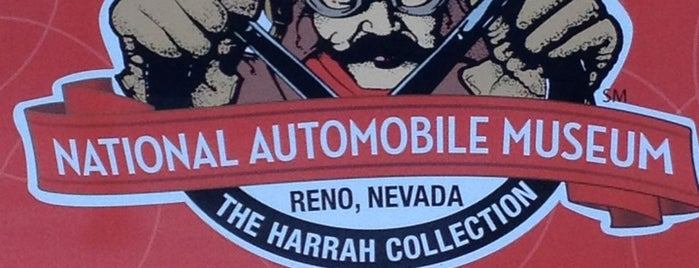 National Automobile Museum is one of Reno.