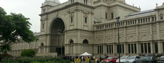 Royal Exhibition Building is one of Australia and New Zealand.