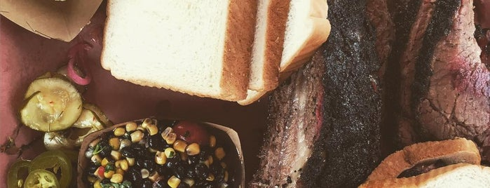 La Barbecue Cuisine Texicana is one of Off Course: 18 Of Our Favorite Austin Places.