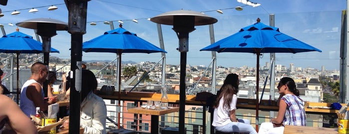 El Techo is one of San Francisco Summer Guide: Best Rooftops.