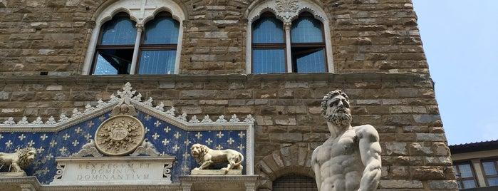 Palazzo Vecchio is one of สถานที่ที่ Marcela ถูกใจ.