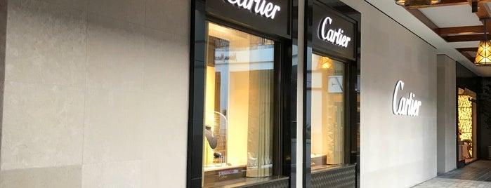Cartier is one of Hawaii 2019🌺.