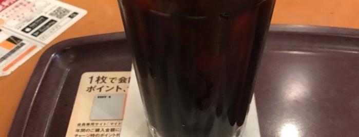 EXCELSIOR CAFFÉ is one of Masahiro : понравившиеся места.