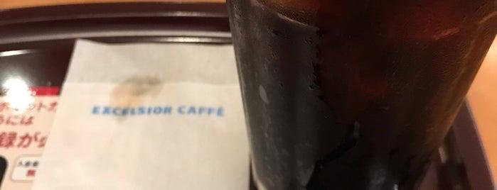 EXCELSIOR CAFFÉ is one of Posti che sono piaciuti a Masahiro.