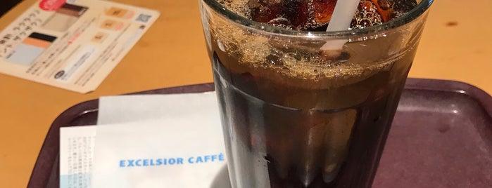 EXCELSIOR CAFFÉ is one of Locais curtidos por Masahiro.