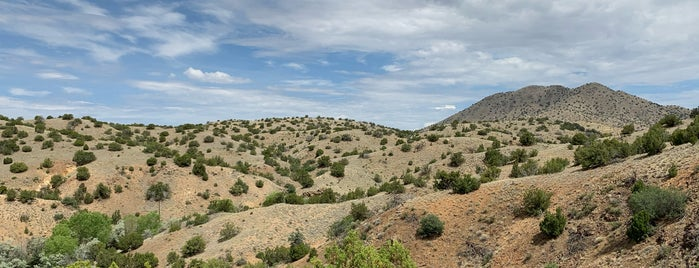 Cerrillos Hills State Park is one of New Mexico.