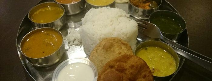 Saravanaa Bhavan is one of Vegan and Vegetarian.