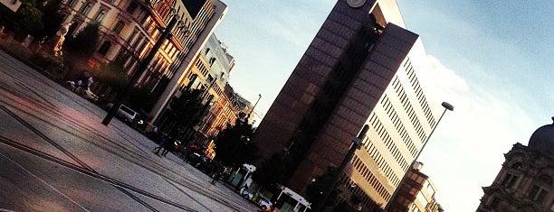 Plaza Willy-Brandt is one of Frankfurt.